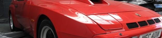 Porsche banner blog